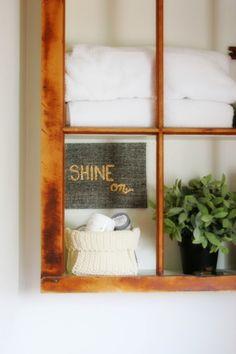 Build a Window Frame Shelf – Craftivity Designs