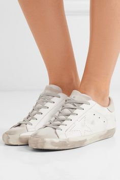 2018 Mujer Sneakers Golden Goose Superstar GGDB Zapatos Blanco Negro 8ff2649056a4