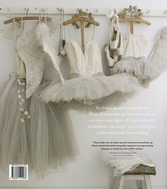 Balletic boudoir.
