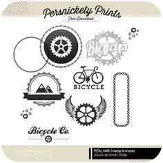Top 3 reasons why I carry my phone while biking + free brushes - Persnickety Prints
