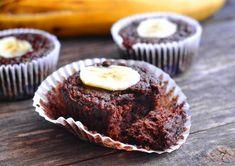 Banános paleo muffin