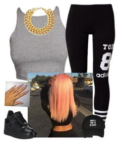 """"" by newtrillvibes ❤ liked on Polyvore"