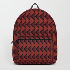 """Designing our premium Backpacks is a meticulous process, as Artists have to lay out their artwork on each component. One size fits all men and women, with heavy-duty construction that's able to handle the heavy lifting for all your school and travel needs. - Standard unisex size: 17.75"""" (H) x 12.25"""" (W) x 5.75"""" (D) - Crafted with durable spun poly fabric for high print quality - Interior pocket fits up to 15"""" laptop - Padded nylon back... Backpack Outfit, Fashion Backpack, Backpacks For Sale, D Craft, Designer Backpacks, Mud, One Size Fits All, Leather Backpack, Laptop"""