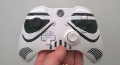 Xbox One Controller Gets Unofficial Star Wars Makeover - GameSpotXbox One Controller Gets Unofficial Star Wars Makeover