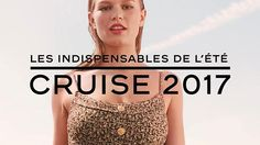 """From Mademoiselle Chanel 's idea of summer beauty as """"a radiant touch of sun on skin"""" comes Lucia Pica's latest Cruise Collection 2017 Les Indispensables de l'été. It's EVERYTHING you need for summer! #BAZAARthailand #HarpersBAZAARthailand #BAZAARbeauty #chanelthailand #chanelmakeup @chanelofficial  via HARPER'S BAZAAR THAILAND MAGAZINE OFFICIAL INSTAGRAM - Fashion Campaigns  Haute Couture  Advertising  Editorial Photography  Magazine Cover Designs  Supermodels  Runway Models"""
