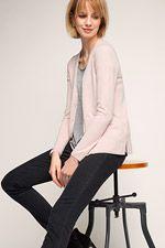 Esprit - Feinstrick-Cardigan mit Lochstrickmuster im Online Shop kaufen Shops, Style Blog, Neue Trends, Tricks, Fashion, Patterns, Women's, Moda, Tents