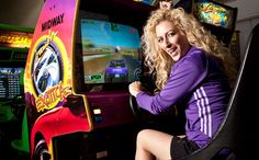 Jane McGonigal, video game designer and best-selling author.