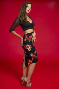 2020 TANGO WITH LOVE COLLECTIONS Pin Up Looks, Tango Dress, Dresses Online, Dancer, Two Piece Skirt Set, Collections, Boutique, Chic, Skirts