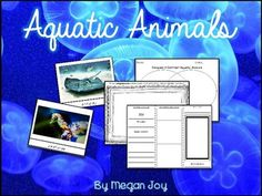 This packet includes activities for researching and writing about Arctic Animals. Table of Contents: *28 Montessori 3 Part Matching Cards (students can match animal names with photos and/or definitions for a multi-level task) *Aquatic Animal Research Organizers *Informational Tri-Fold Brochure *Opinion Writing Prompts, Paragraph Organizers, & Final Draft Paper