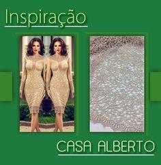 #casa #alberto #tecidos #cuiaba #lace #dress #guipure #renda