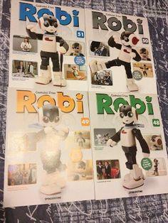 Lab Robot - Modellismo, Giocattoli e Robotica: Costruzione di Robi - finiamo e testiamo le gambe ...