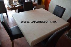 Mesa de marmol visto de la pagina de www.toscana.com.mx