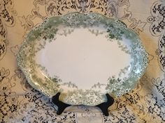 Beautiful Johnson Brothers platter. The Florentine. Available on eBay vintage-4me