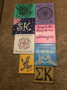 Crafts for my little!