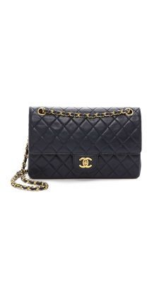 What Goes Around Comes Around Chanel 2.55 Bag  3e53ef7ccb7b9