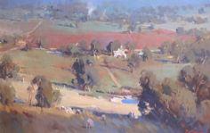 Home - Ross Paterson Watercolor Landscape, Landscape Art, Landscape Paintings, Watercolour, Landscapes, Australian Painting, Australian Artists, Gouache Painting, Acrylic Paintings