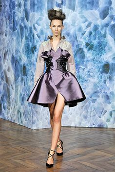 Alexis Mabille Haute Couture Fall Winter 2014-2015, look 20. www.alexismabille.com