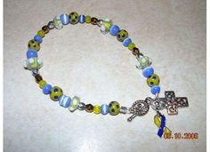 Down's Syndrome Support Bracelet!