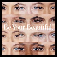 Be Your Beautiful™ #100Lashes #betterbeauty