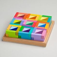 Coloraturo blocks