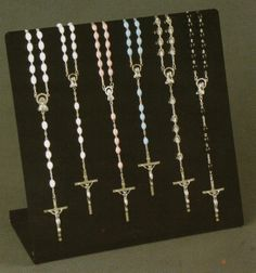 rosary display - Google Search