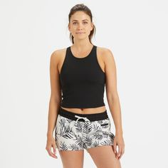 Plyo Tank | Black – Vuori Clothing