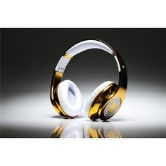 Beats Studio Diamond Limited Edition gold-white - buybeatsbydre.com