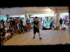 "Brian Puspos ""No Lie - 2 Chainz ft. Drake"" - iDanceCamp 2012 - Bounce Factory"