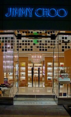Jimmy Choo Now Open on Rodeo Drive | luxury shop, store, fashion, shopping, retail, For more inspirations: http://www.bocadolobo.com/en/news/