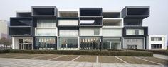 Pixel in Beijing Modelroom / SAKO Architects (7)