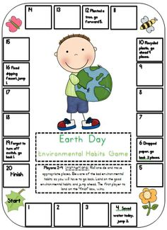 Earth Day Word Wall - Word Work Pack 26 page Earth Day Pack.  All you need for Earth Day on 22nd of April is in one file. $