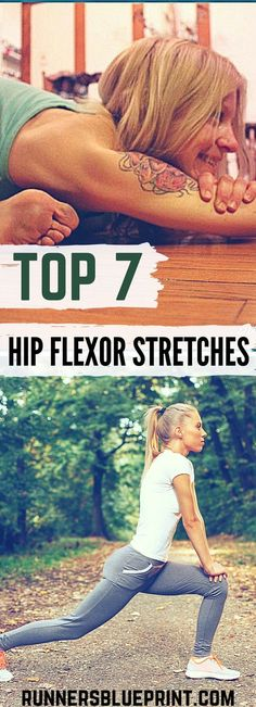 The 7 Hip Flexor Stretches Runners Should Do Fortunately, there is an abundance of hip stretches you can do.  As a result, give your hips a little extra love with this sequence of seven stretches to boost your flexibility, prevent injury and increase performance.   http://www.runnersblueprint.com/hip-flexor-stretches-runners/