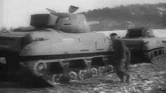 Wie alliierte Künstler mit Gummi-Panzern die Nazis narrten | Motherboard