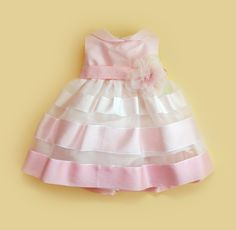Stripes and shades of pink make the perfect dress for more event dresses for your little one check out www. Fairytale Dress, Event Dresses, Stylish Dresses, Little Princess, Dress For You, Stripes, Shades, Summer Dresses, Check