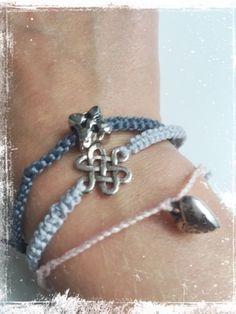 Stange & ich: DIY Armbänder - bracelet