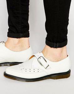 Dr Martens Rousden Monk Strap Creeper Shoes