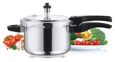 Kraft 3.5L Aluminum Pressure Cooker, 3.5-Liter ** Wow! I love this. Check it out now! : Pressure Cookers