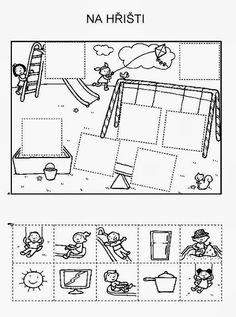 Z internetu - Sisa Stipa - Picasa Web Albums Preschool Learning Activities, Summer Activities For Kids, Kindergarten Worksheets, Worksheets For Kids, Preschool Activities, Kids Learning, School Fun, Pre School, Kids Education