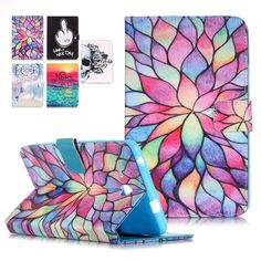 Stand Tablet PU Leather Cover Case For Samsung Galaxy Tab A 7.0 T280 SM-T280 T280N T285 Fundas Coque W/Card Slots //Price: $US $8.81 & FREE Shipping //     #ipad