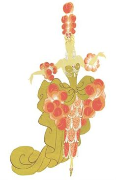 Costume Design - Erte
