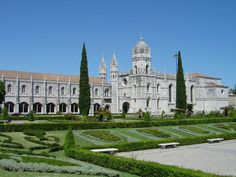 Mosteiro dos Jeronimos - Lisboa
