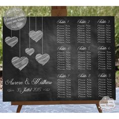 "Tableau de Bienvenue mariage personnalisé ""Merci Champêtre - bois"" Bohemian Chic Weddings, Table Plans, Nom Nom, Wedding Decorations, Wedding Day, Etsy, Plexiglass, Life, Wedding Thank You"