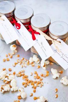 Clean Eating Popcorn Seasoning Recipe