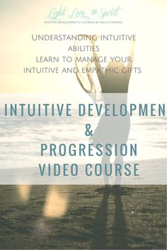 intuitive development course pre