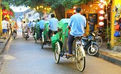 Hoi An is a peaceful and lovely little town on coast of central Vietnam. Hoi An Old Town offers the special things which you can not find in any where else Hoi An Old Town, Getting Up Early, Covered Bridges, Night Time, Picture Show, House Colors, The Locals, Tourism, Old Things