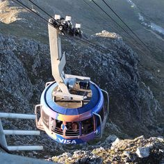 Table Mountain | Tafelberg | Kapstadt | Cape Town | Mountain | Felsen | Must see Cape Town | clouds | Travelblogger | traveling | South Africa | Südafrika | Gondola | Gondel