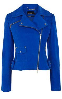 Karen Millen Luxury leather jacket