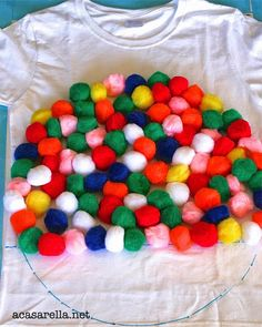 Whip up a super-cute and colorful gumball machine costume with this easy-to-folow tutorial! Gumball Machine Halloween Costume, Gumball Costume, Diy Halloween Costumes, Fall Halloween, Happy Halloween, Halloween Party, Costume Ideas, Halloween Ideas, Halloween Stuff