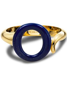 Blue And Gold Elsa Peretti For Tiffany ^ Co