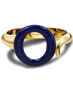 Blue And Gold Elsa Peretti For Tiffany ^ Co